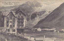 LOT DE 7 CARTES - Chamonix-Mont-Blanc
