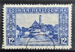 BOSNIA HERCEGOVINA 1912 - Canceled - ANK 61 - 12h - Bosnie-Herzegovine