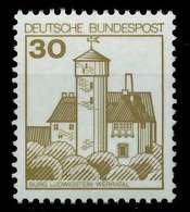 BRD DS BURG SCHL Nr 914AII Postfrisch X7DD1E6 - Nuevos