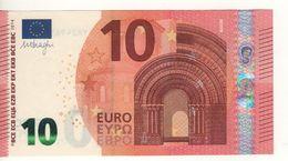 """10 EURO  """"Greece""""  DRAGHI  Y 004 G1   YA2496596804 /  FDS - UNC - EURO"""