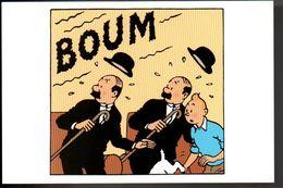"""TINTIN. D'après L'album: """"Au Pays De L'or Noir"""". - Comics"""