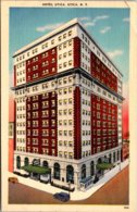 New York Utica Hotel Utica 1950 - Utica
