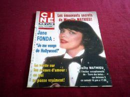 MIREILLE  MATHIEU   ° CINE  TELE  REVUE N° 24  LE 14 JUIN  1984 ° LES EMOUVANTS SECRETS DE MIREILLE - Music