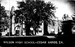 Iowa Cedar Rapids Wilson High School - Cedar Rapids