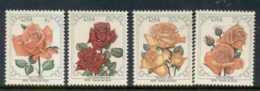 South Africa 1979 World Rose Convention, Flowers MUH - África Del Sur (1961-...)