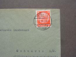 DT Teterow Nach Schwerin  1933 - Deutschland