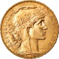 Monnaie, France, Marianne, 20 Francs, 1911, Paris, SUP, Or, Gadoury:1064a - France