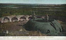 Westl.Kriegsschauplatz: Festung Maubeuge Kapituliert   Militaria 1914/15  WWI WWICOLLECTION - Maubeuge