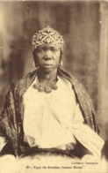 Type Du Soudan ,femme Mossi  RV - Soudan