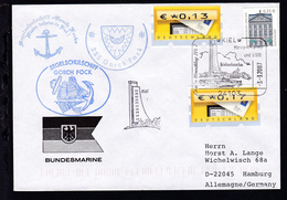 Kiel 24103 Kieler Umschlag 2007 Marine-Ehrenmal Und U 995 Briefmarkenschau - Germany