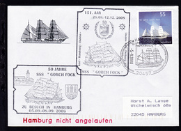 HAMBURG 20457 Briefmarkenausstellung NORDPOSTA Maritim  - Germany