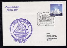 """KIEL 24116 Kieler Philatelisten-verein Von 1931 E.V.""""Weihnachten An Bord"""" - Germany"""