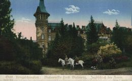 Bialowieza, Jagdschloss Des Zaren   Militaria 1914/15  WWI WWICOLLECTION - Pologne