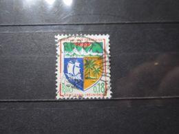 """VEND BEAU TIMBRE DE FRANCE N° 1354A , OBLITERATION """" VICHY """" !!! - 1941-66 Escudos Y Blasones"""