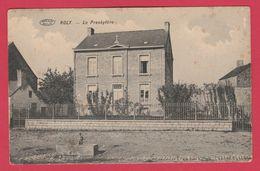 Roly - Le Presbytère - 1924 ( Voir Verso ) - Philippeville