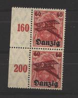 Danzig,51,links Dgz S.Paar,xx, - Dantzig