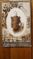 SOLDAT HONNEUR ET PATRIE 68me REGIMENT D'INFANTERIE  PHOTO SUR CARTON 16 X 10 CM PHOTOGRAPHIE PERRAGUIN LE BLANC INDRE - War, Military