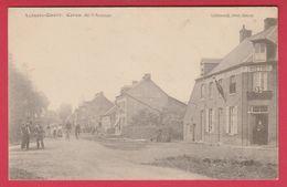 Aulnois-Quèvy - Coron De L'Amour - 1912 ( Voir Verso ) - Quévy