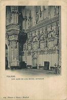 Toledo. San Juan De Los Reyes, Interior.  Castilla - La Mancha // España - Toledo