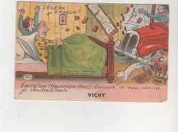 CPA CARTE SYSTEME VICHY - Vichy