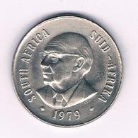 50 CENTS 1979 ZUID AFRICA /4734/ - Afrique Du Sud