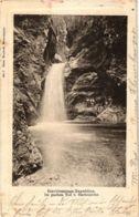 CPA AK Erschliessungs-Expedition - Im Gachen Tod B. Eschenlohe GERMANY (967634) - Autres