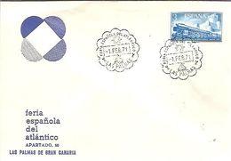 MATASELLOS 1971  LAS PALMAS - 1931-Hoy: 2ª República - ... Juan Carlos I