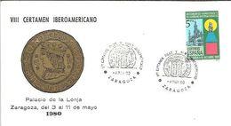 MATASELLOS 1980 ZARAGOZA - 1931-Hoy: 2ª República - ... Juan Carlos I