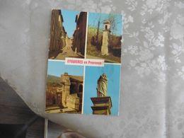 CARTE   POSTALE    DE   EYGUIERES  ( BOUCHES  DU  RHONE ) - Cartes Postales