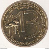 MONNAIE DE PARIS 13 MARSEILLE - Editions Infopuce Marseille - La Cabine - 13 Marseille - Bouches Du Rhône - 2017 - 2017