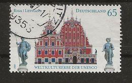 Patrimoine Mondial-UNESCO.Riga Dent.14 - Used Stamps
