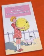 Joyce L. Brisley Surprises D' Une Toute Petite Fille  N° 489  93 Pages Hachette - Bücher, Zeitschriften, Comics