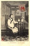 37- COCHINCHINE -jeune Fille Chinoise -ed. Dieulefils - Vietnam
