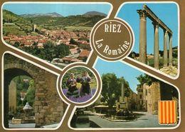 Dept 04,Alpes De Haute Provence,Cpm Riez La Romaine,Altitude 525 M. - Autres Communes