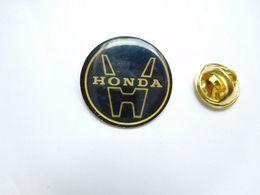 Beau Pin's , Logo Auto Moto Honda - Honda