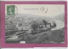 25.-  MAISON DU BOIS (Doubs ) - France