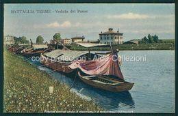 Padova Battaglia Terme Veduta Del Paese FP P/210 - Padova (Padua)
