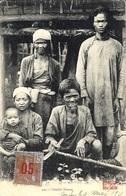 220- Famille Muong - Ed. Dieulefils - Viêt-Nam