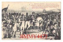 CPA - BRIENNE-le-CHÂTEAU 10 Aube - Entrée De Napoléon En 1814 - Edit. P. Gillot Chavanges - Autres Communes