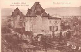 63 CLERMONT FERRAND MUSEE D'HISTOIRE ET D'ART LOCAL BIEN ASSIS VUE NORD EST - Clermont Ferrand