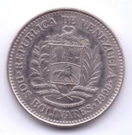 VENEZUELA 1990: 2 Bolivares, Y# 43a - Venezuela
