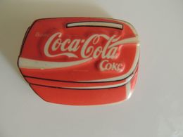 MAGNET      COCA COLA COKE - Publicitaires