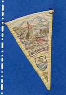 ALLEMAGNE.BACHARACH HERRLICHER.VATER.RHEIN Drapeaux Fanions/allemagne Tissus Année 1950 - Pfadfinder-Bewegung