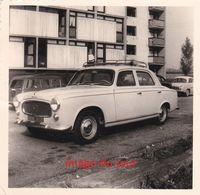 PHOTO ANCIENNE  AUTOMOBILE PEUGEOT 404 VOITURE - Automobiles