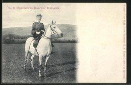 AK Prinzessin Natalja Von Montenegro - Case Reali