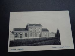 Belgique  België  ( 3562 )   Eenaeme  Ename  Statie  Gare  Station - Oudenaarde