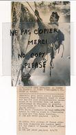 PHOTO D' Archives De Presse L' Alpiniste RENE DESMAISON 1968 Ascension Des Trois Pucelles Chamonix - Personnes Identifiées