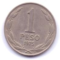 CHILE 1975: 1 Peso, KM 207 - Chili