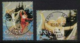 2006 Finland, Nordic Mythology, Complete Set Fine Used. - Finland
