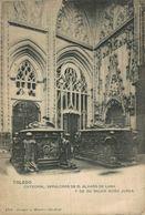 Toledo. Catedral, Sepulcros De Alvaro De Luna Y Su Mujer Doña Juana.  Castilla - La Mancha // España - Toledo